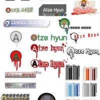 atzehyun-logos