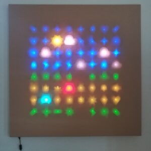 LED Matrix groß